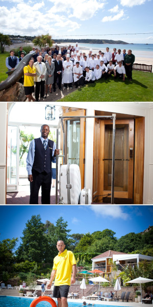 Careers at the St Brelades Bay Hotel