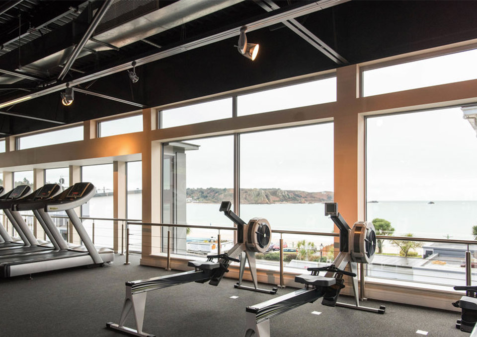 Focus on your wellbeing fitness during stay st