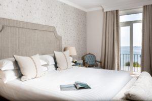 Superior Room at the St Brelades Bay Hotel
