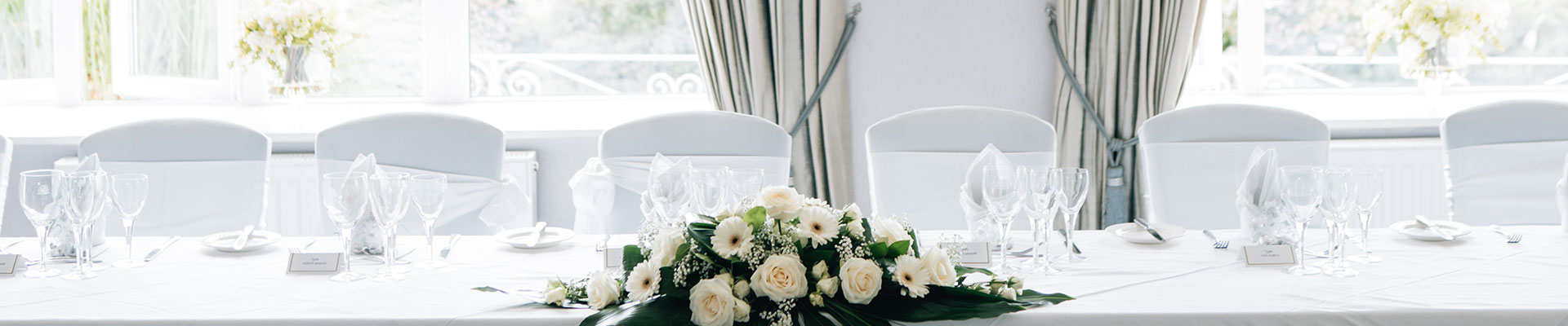 Weddings banner Image