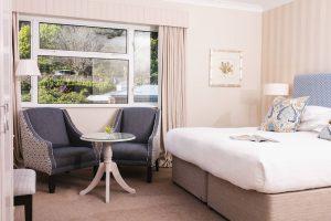 Garden View Room St Brelades Bay Hotel