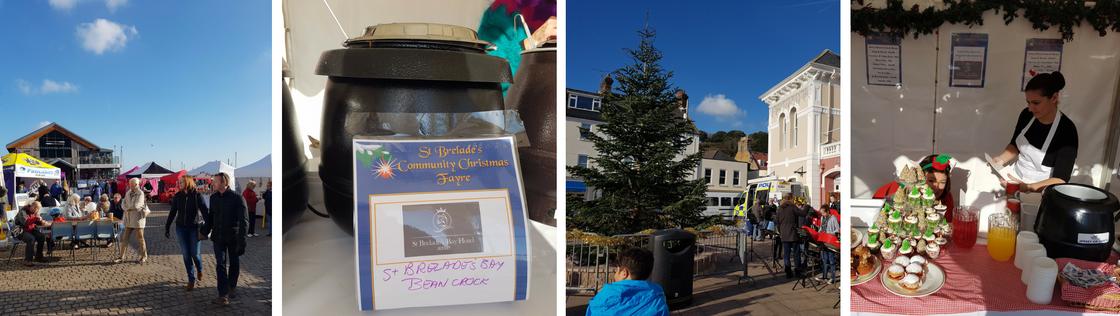 St Brelade's Community Christmas Fayre