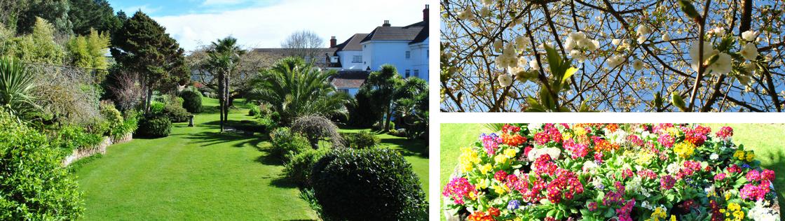 Our Gorgeous Garden in Spring