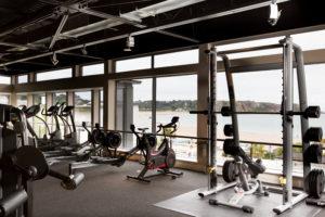 St Brelades Bay Hotel Gym 2017 Paul Wright Photographer-1
